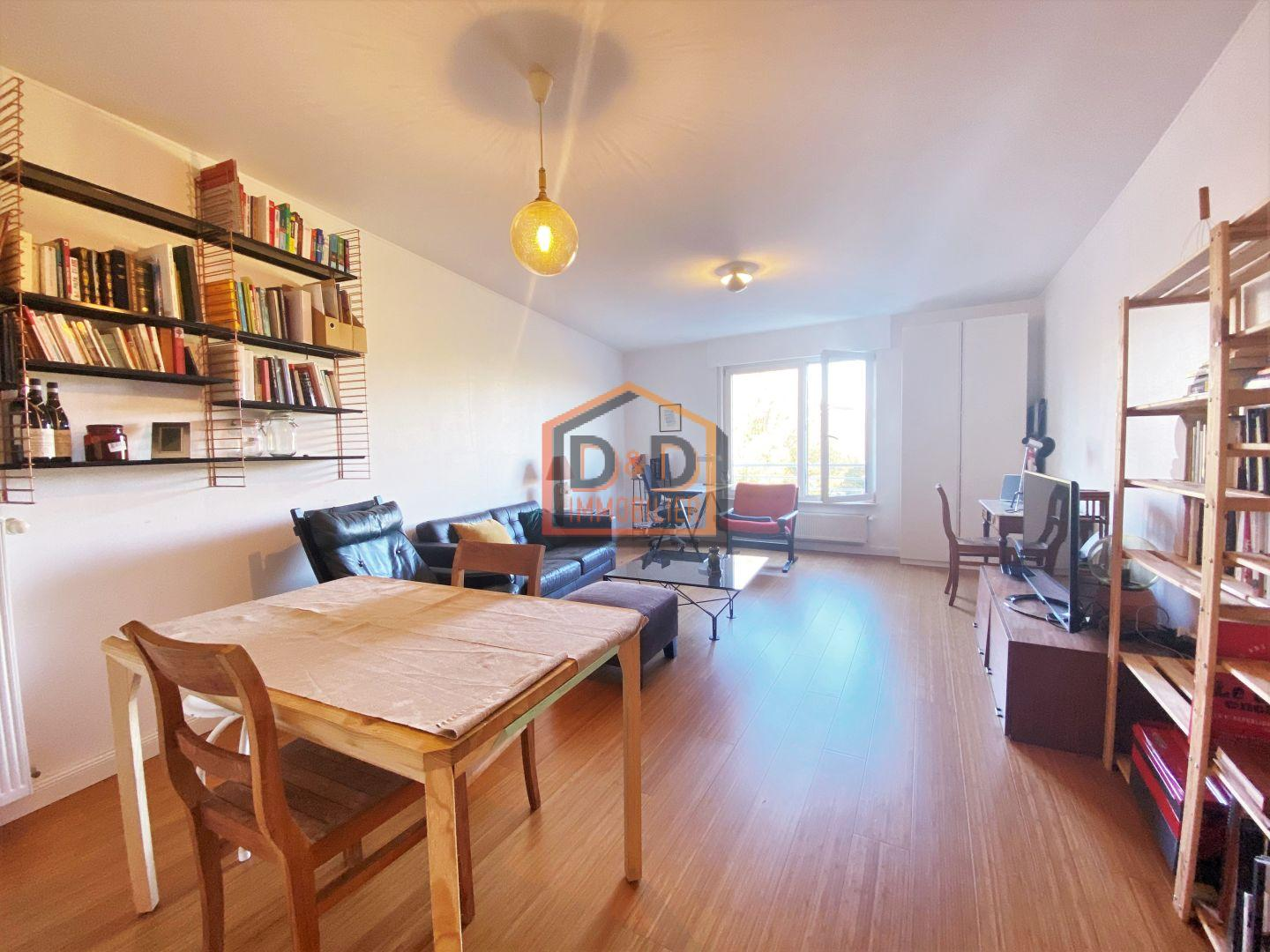 Appartement à Luxembourg-Hollerich, 59 m², 1 chambre, 1 400 €/mois