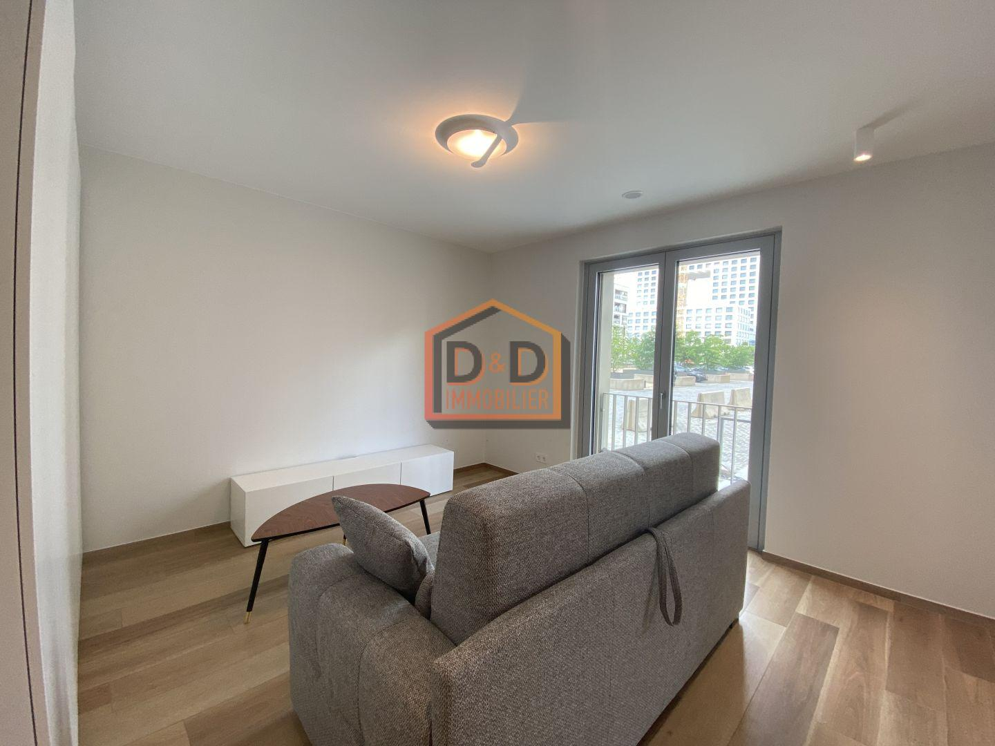 Appartement à Luxembourg-Gasperich, 35 m², 1 350 €/mois